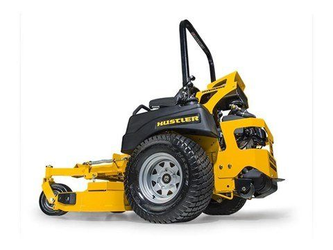 2016 Hustler Turf Equipment Super Z HyperDrive 60 in. RD in Hillsborough, New Hampshire