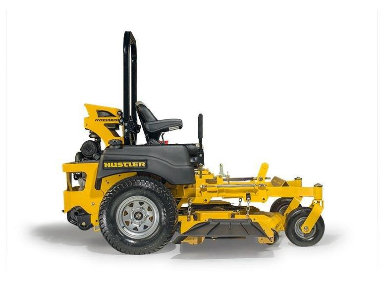 2016 Hustler Turf Equipment Super Z HyperDrive 72 in. RD in Hillsborough, New Hampshire