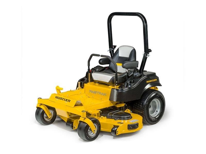 Hustler commercial mowers