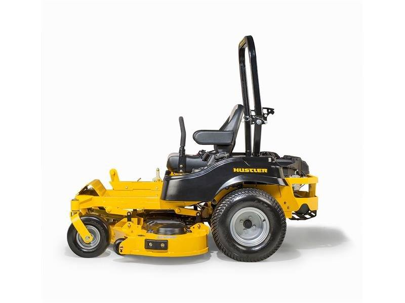 2017 Hustler Turf Equipment FasTrak 54 in. Kohler Confidant in Black River Falls, Wisconsin