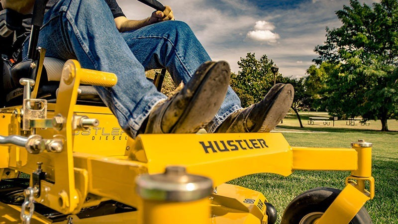 2017 Hustler Turf Equipment Hustler Z Diesel 72 in. Shibaura in South Hutchinson, Kansas