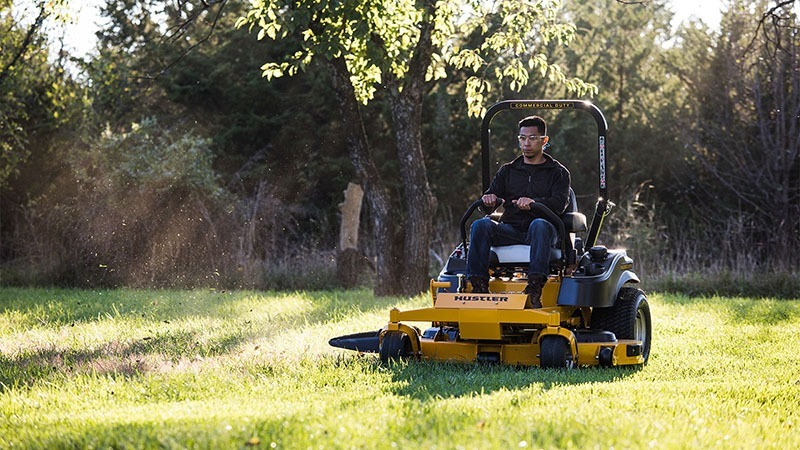 2018 Hustler Turf Equipment FasTrak SDX 60 in. Kohler Confidant 25 hp in Black River Falls, Wisconsin - Photo 3