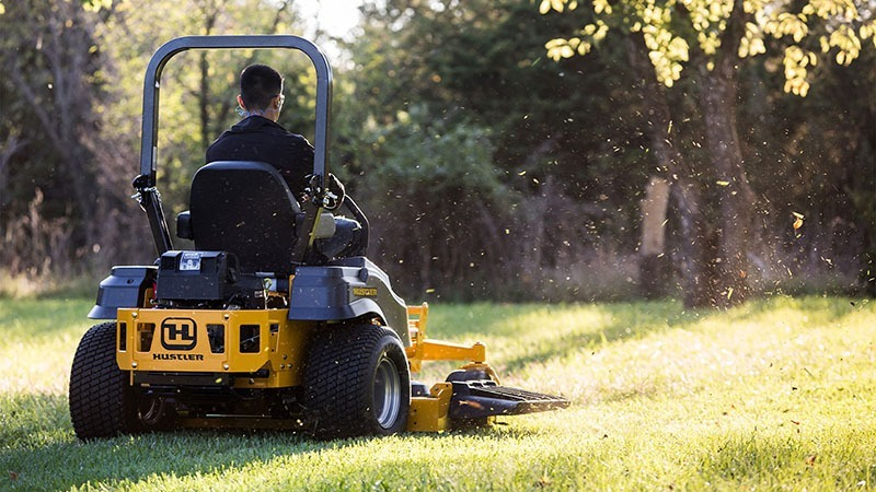 2018 Hustler Turf Equipment FasTrak SDX 60 in. Kohler Confidant 25 hp in Black River Falls, Wisconsin - Photo 5