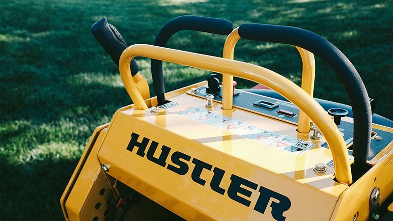 2018 Hustler Turf Equipment Super S 52 in. Kohler EFI in South Hutchinson, Kansas - Photo 7