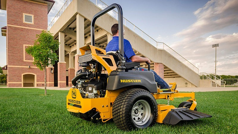 2018 Hustler Turf Equipment Super Z HyperDrive 60 in. Vanguard EFI in Harrison, Arkansas