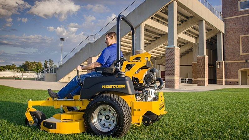 2018 Hustler Turf Equipment Super Z HyperDrive 72 in. Vanguard in Eastland, Texas