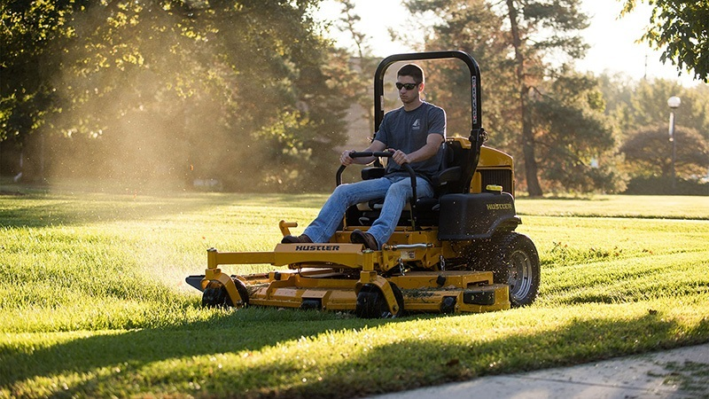 2019 Hustler Turf Equipment Hustler Z Diesel 60 in. Shibaura Zero Turn Mower in Eastland, Texas - Photo 7