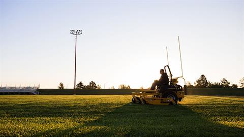 2019 Hustler Turf Equipment Super 104 Vanguard in Mazeppa, Minnesota