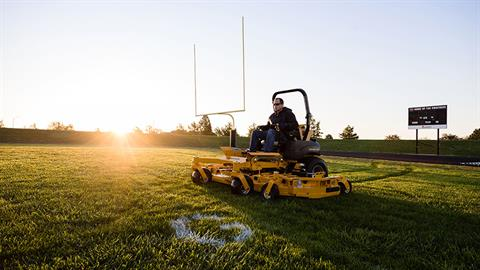 2019 Hustler Turf Equipment Super 104 Vanguard in Greenville, North Carolina