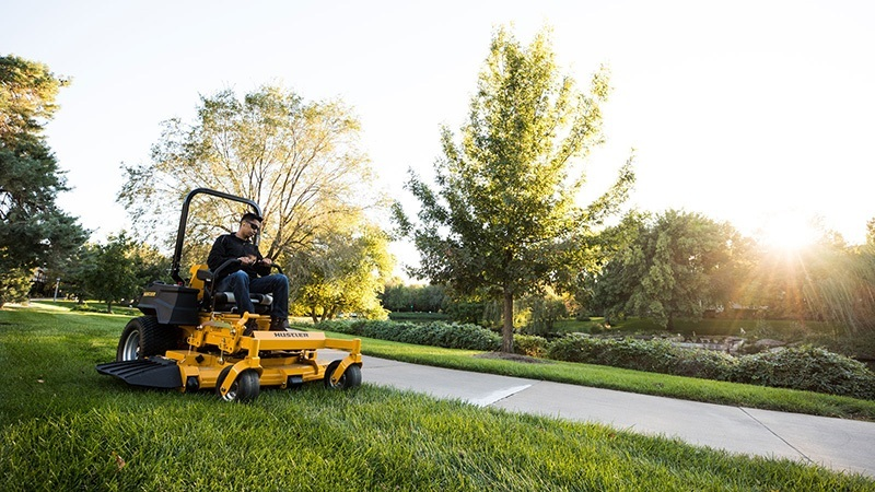 2019 Hustler Turf Equipment Super Z 60 in. Kawasaki FX1000 Zero Turn Mower in Greenville, North Carolina