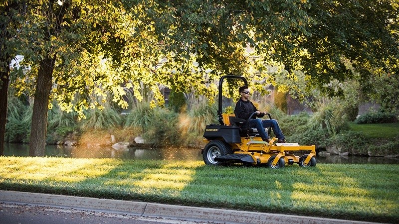 2019 Hustler Turf Equipment Super Z 60 in. Kohler 824 EFI in Greenville, North Carolina - Photo 7