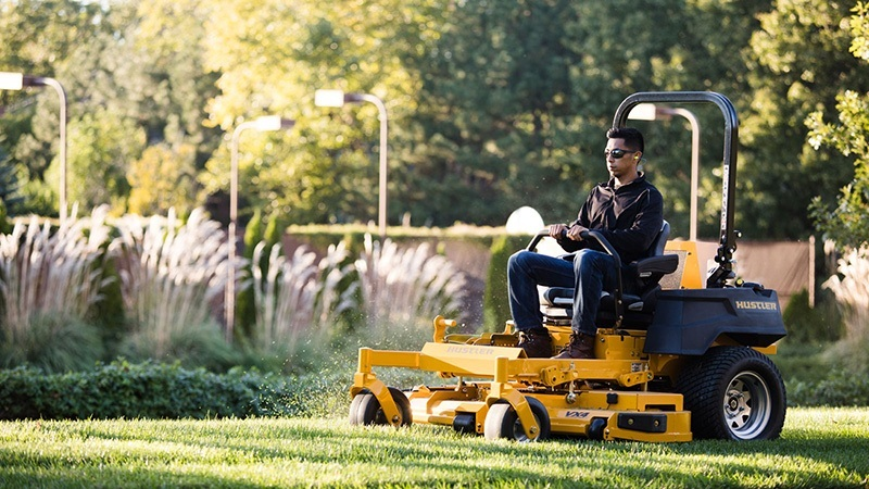 2019 Hustler Turf Equipment Super Z 60 in. Rear Discharge Kohler 824 EFI Zero Turn Mower in Greenville, North Carolina - Photo 2