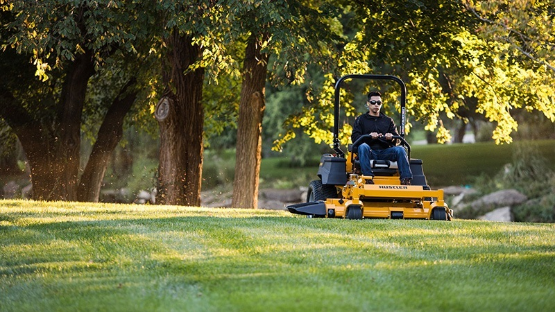 2019 Hustler Turf Equipment Super Z 60 in. Rear Discharge Kohler 824 EFI Zero Turn Mower in Black River Falls, Wisconsin - Photo 5