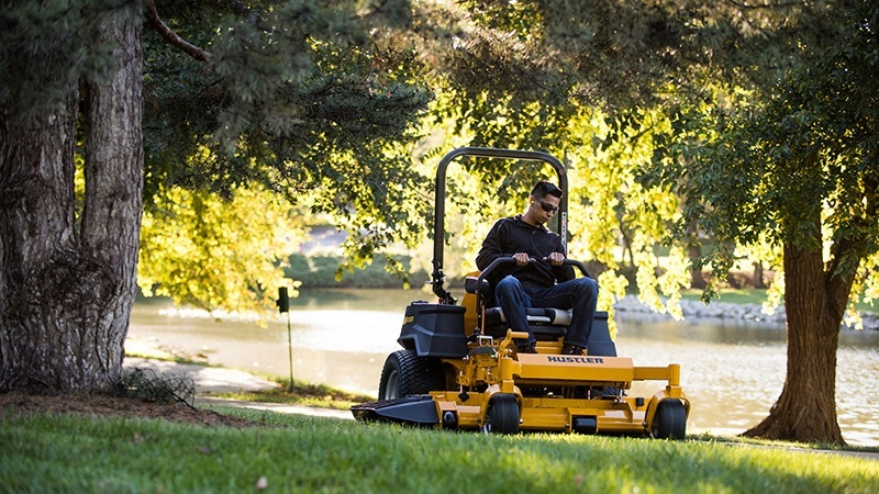 2019 Hustler Turf Equipment Super Z 60 in. Rear Discharge Kohler 824 EFI Zero Turn Mower in Black River Falls, Wisconsin - Photo 8