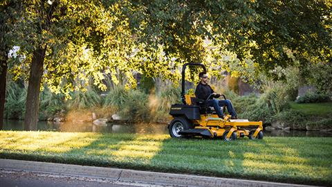 2019 Hustler Turf Equipment Super Z 72 in. Kohler 824 EFI Rear Discharge in Greenville, North Carolina - Photo 7