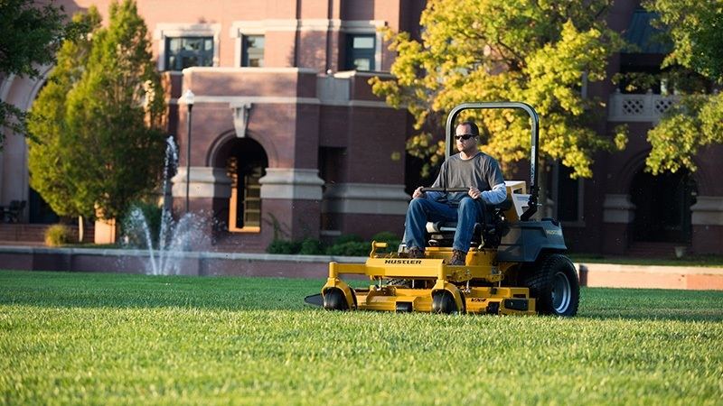 2019 Hustler Turf Equipment Super Z HyperDrive 60 in. Vanguard Zero Turn Mower in Greenville, North Carolina - Photo 7