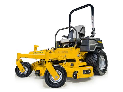 2019 Hustler Turf Equipment X-ONE 60 in. Kohler Command PRO Zero Turn Mower in Mazeppa, Minnesota