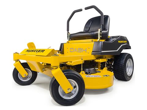 2019 Hustler Turf Equipment Dash 34 in. Briggs & Stratton PowerBuilt in Black River Falls, Wisconsin