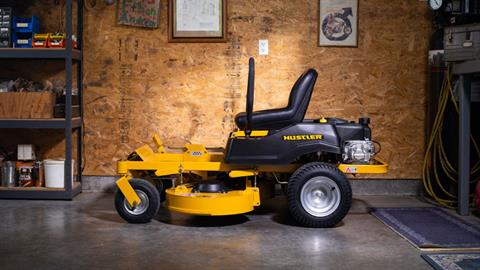 2019 Hustler Turf Equipment Dash 34 in. Briggs & Stratton PowerBuilt Zero Turn Mower in Russell, Kansas - Photo 3