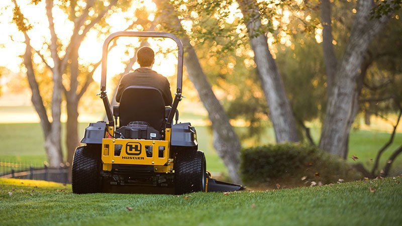 2019 Hustler Turf Equipment FasTrak 60 in. Kawasaki Zero Turn Mower in Greenville, North Carolina