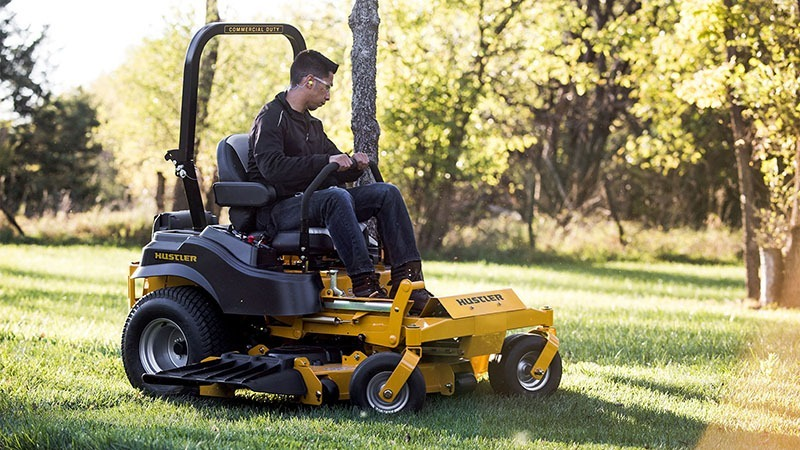 2019 Hustler Turf Equipment FasTrak SDX 54 in. Zero Turn Mower in Toronto, South Dakota - Photo 2
