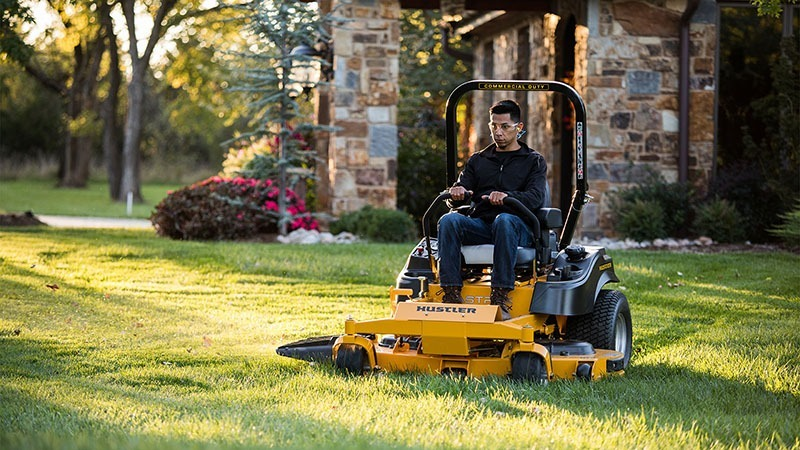 2019 Hustler Turf Equipment FasTrak SDX 54 in. Zero Turn Mower in Black River Falls, Wisconsin - Photo 6