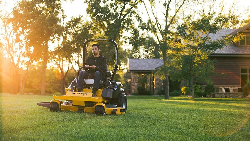 2019 Hustler Turf Equipment FasTrak SDX 54 in. Zero Turn Mower in Black River Falls, Wisconsin - Photo 7