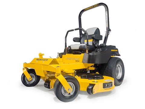 2019 Hustler Turf Equipment FasTrak SDX 60 in. Zero Turn Mower in Mazeppa, Minnesota