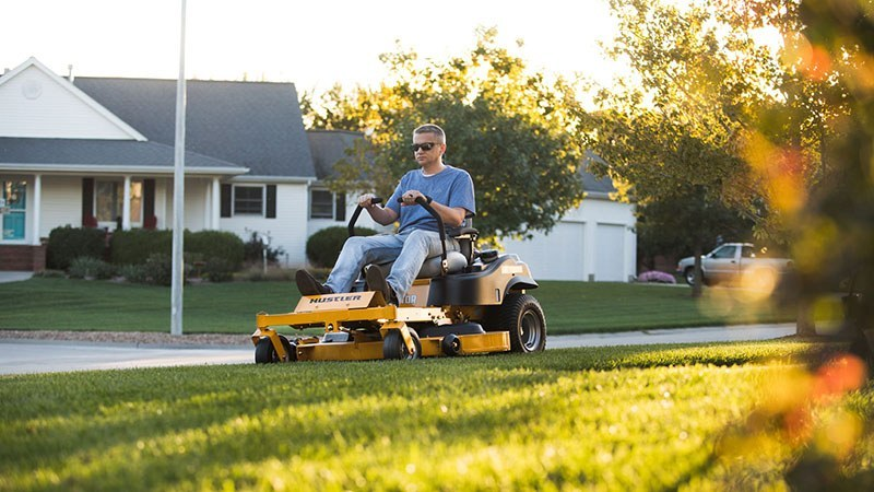 2019 Hustler Turf Equipment Raptor 42 in. Kohler 7000 HD Zero Turn Mower in Eastland, Texas - Photo 3