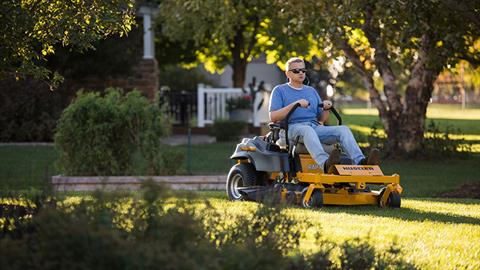 2019 Hustler Turf Equipment Raptor 42 in. Kohler 7000 HD Zero Turn Mower in Eastland, Texas - Photo 9
