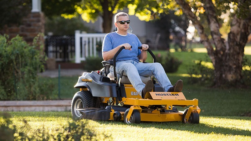 2019 Hustler Turf Equipment Raptor 52 in. Kohler 7000 HD Zero Turn Mower in Mazeppa, Minnesota - Photo 2
