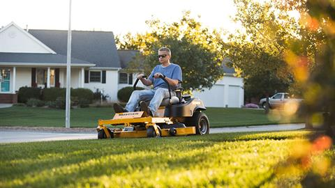 2019 Hustler Turf Equipment Raptor 52 in. Kohler 7000 HD Zero Turn Mower in Mazeppa, Minnesota - Photo 3