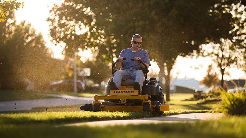 2019 Hustler Turf Equipment Raptor 52 in. Kohler 7000 HD Zero Turn Mower in Mazeppa, Minnesota - Photo 5