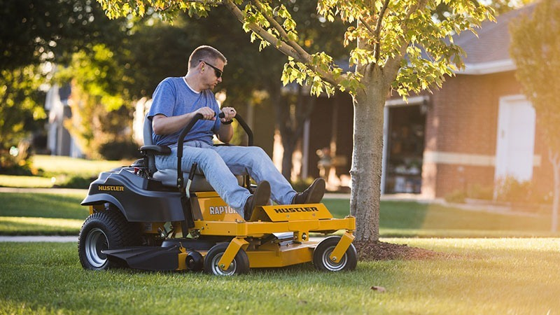 2019 Hustler Turf Equipment Raptor 52 in. Kohler 7000 HD Zero Turn Mower in Mazeppa, Minnesota - Photo 7