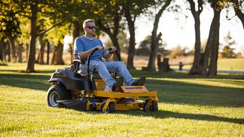 2019 Hustler Turf Equipment Raptor 52 in. Kohler 7000 HD Zero Turn Mower in Mazeppa, Minnesota - Photo 8