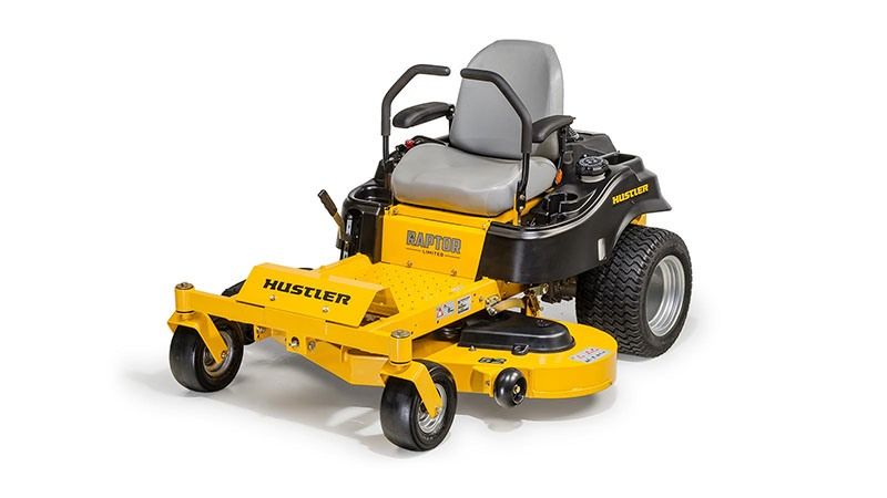 2019 Hustler Turf Equipment Raptor 52 in. Limited Kawasaki FR691 Zero Turn Mower in Okeechobee, Florida - Photo 1