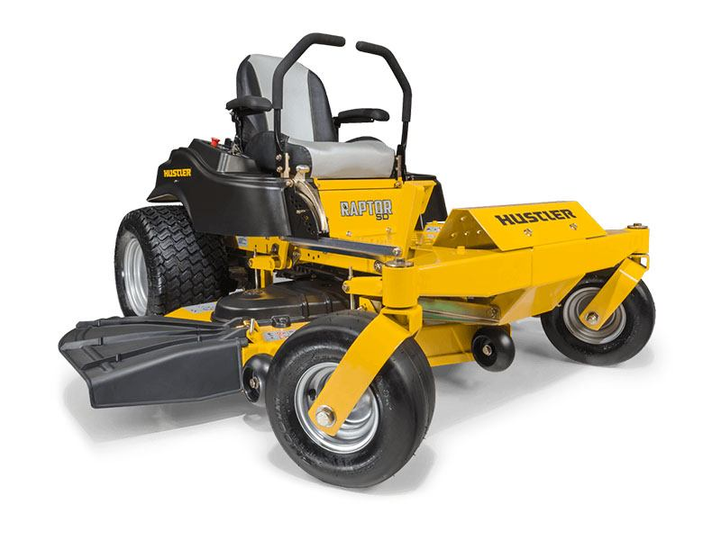 2019 Hustler Turf Equipment Raptor SD 36 in. Kohler 7000 HD Zero Turn Mower in Greenville, North Carolina