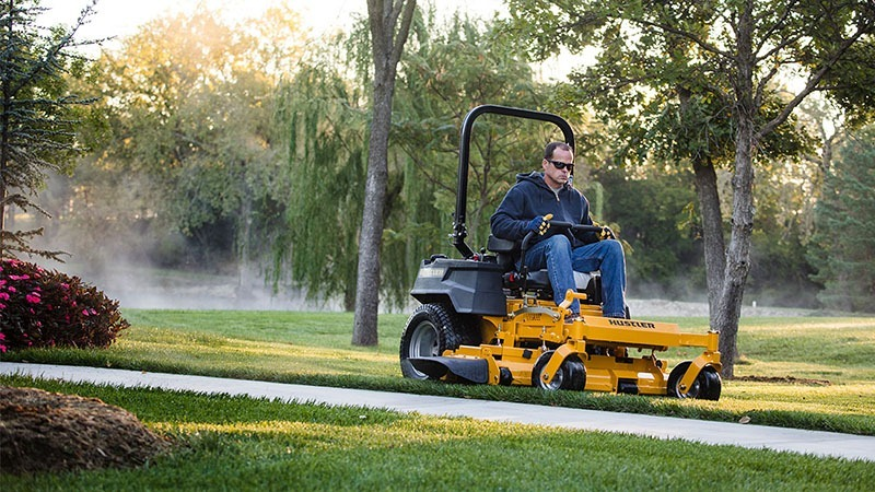2019 Hustler Turf Equipment X-ONE 60 in. Kohler EFI Zero Turn Mower in Black River Falls, Wisconsin - Photo 2
