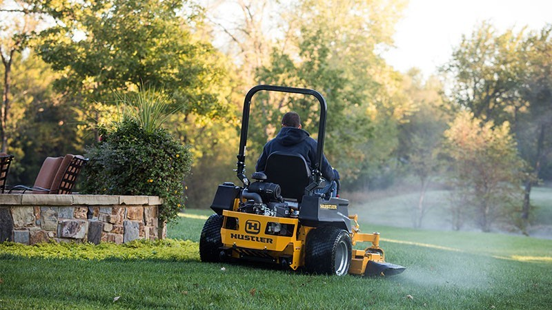 2019 Hustler Turf Equipment X-ONE 60 in. Kohler EFI Zero Turn Mower in Black River Falls, Wisconsin - Photo 5