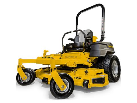 2019 Hustler Turf Equipment Super Z 60 in. Kohler EFI RD 33 hp in Toronto, South Dakota