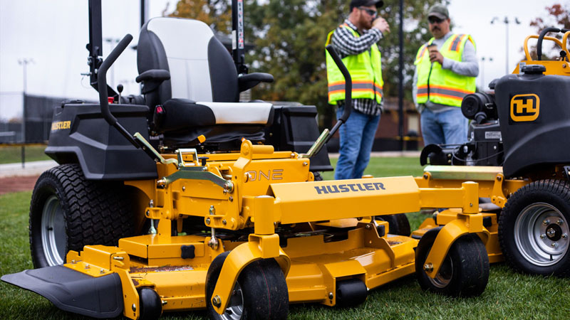 2020 Hustler Turf Equipment X-ONE 52 in. Kohler 25 hp in Greenville, North Carolina - Photo 3