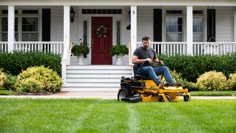 2019 Hustler Turf Equipment Dash 42 in. Briggs & Stratton PowerBuilt Zero Turn Mower in Hillsborough, New Hampshire - Photo 8
