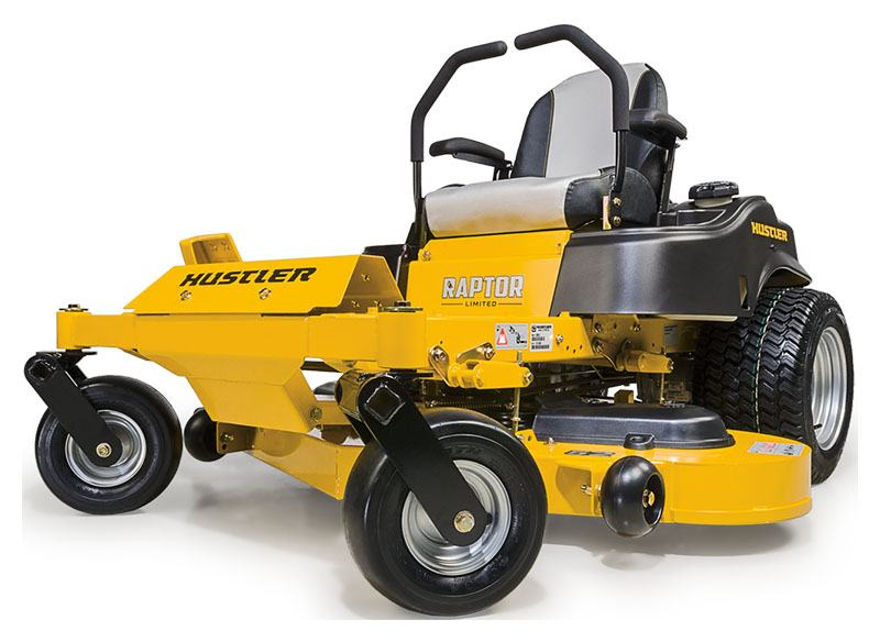 2020 Hustler Turf Equipment Raptor Limited 42 in. Kawasaki 21.5 hp in Russell, Kansas - Photo 1