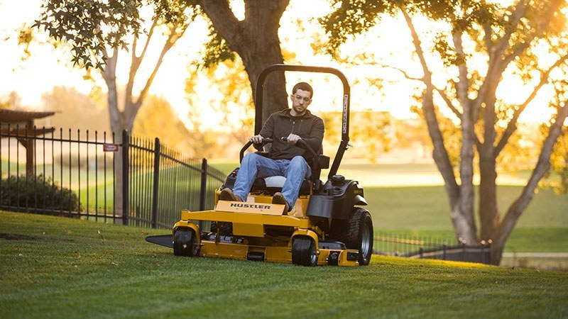2019 Hustler Turf Equipment FasTrak 60 in. Kohler Confidant ZT740 Zero Turn Mower in Toronto, South Dakota - Photo 4