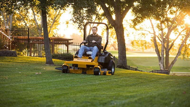 2019 Hustler Turf Equipment FasTrak 60 in. Kohler Confidant ZT740 Zero Turn Mower in Harrison, Arkansas - Photo 5