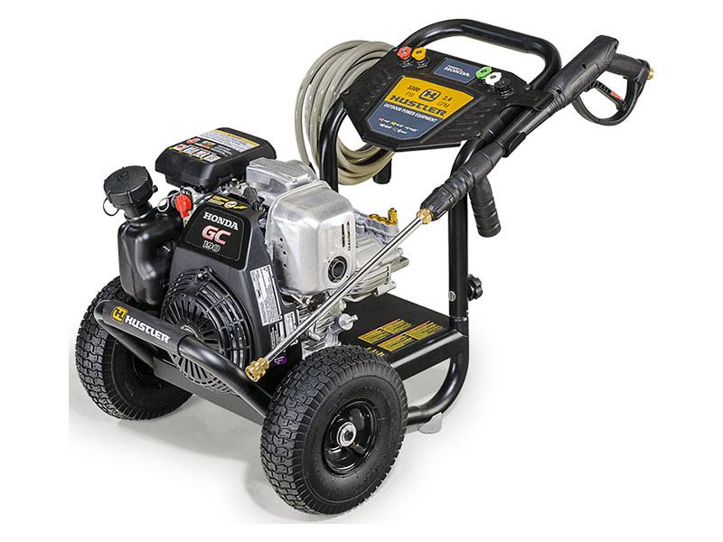 2020 Hustler Turf Equipment HH3324 Pressure Washer in Jackson, Missouri
