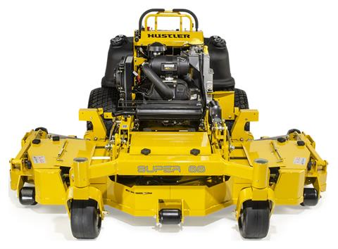2020 Hustler Turf Equipment Super 88 in. Vanguard Big Block EFI RD 37 hp in Ogallala, Nebraska