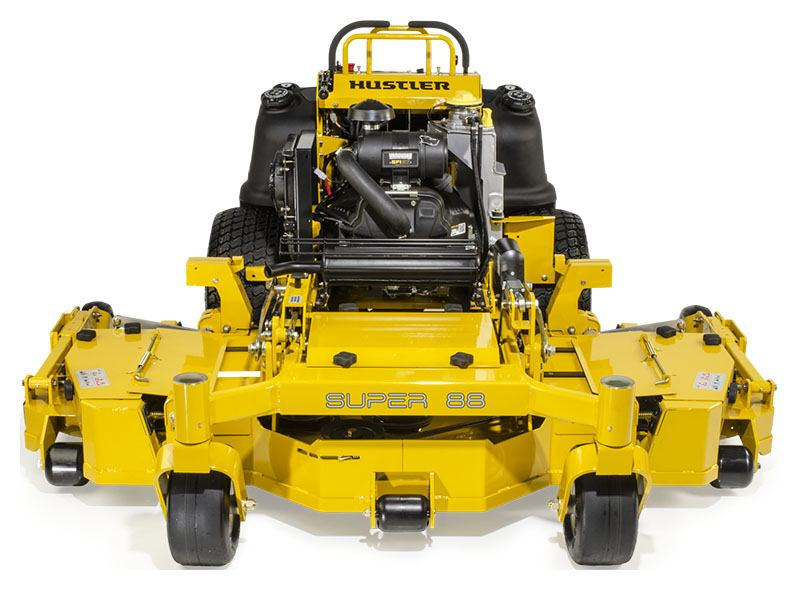 2020 Hustler Turf Equipment Super 88 in. Vanguard Big Block EFI RD 37 hp in Eagle Bend, Minnesota