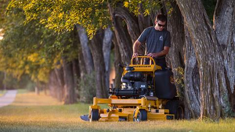 2020 Hustler Turf Equipment Super S 60 in. Kohler EFI 25 hp in Eagle Bend, Minnesota - Photo 2