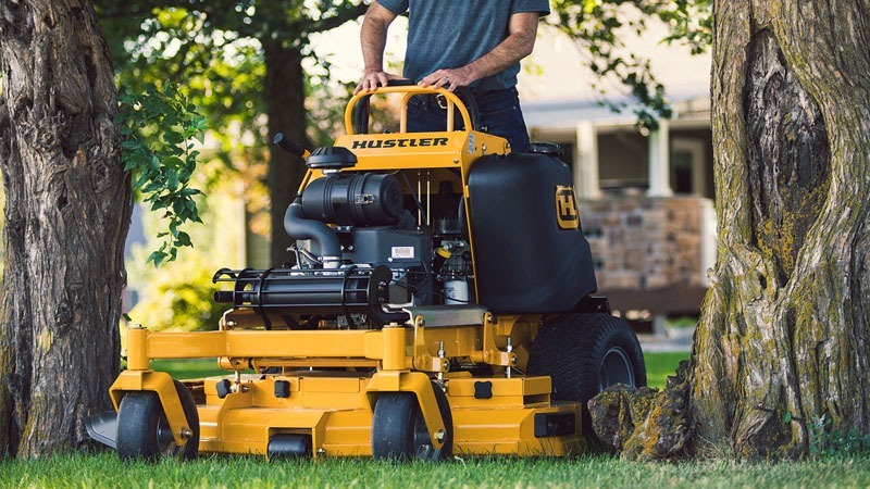 2020 Hustler Turf Equipment Super S 60 in. Kohler EFI 25 hp in Eagle Bend, Minnesota - Photo 6